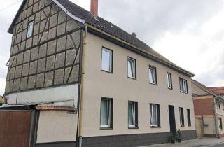 Einfamilienhaus kaufen in 99718 Clingen, Einfamilienhaus in Clingen