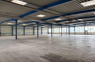 Gewerbeimmobilie kaufen in 03238 Massen, Voll funktionsfähiger Produktionsstandort (2.630 m²)**120 km bis zu TESLA**7.500 m² Flächenreserve