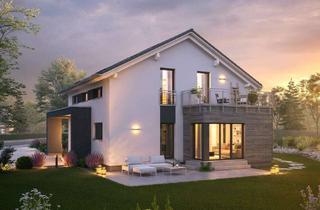 Haus kaufen in 71272 Renningen, Raus aus der überteuerten Miete! - Bauen Sie mit dem deutschen Ausbauhaus-Marktführer!
