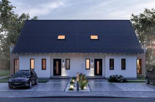 Doppelhaushälfte kaufen in 75337 Enzklösterle, Doppelhaushälfte auf tollem, exklusivem Grundstück - auch ohne Eigenkapital.