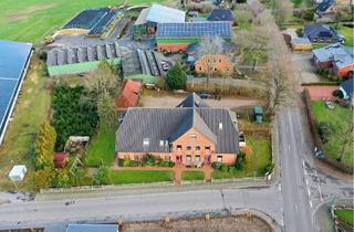 Haus kaufen in 25767 Bunsoh, Sehr gepflegtes Mehrfamilienhaus mit 6 bzw. 7 Wohneinheiten in 25767 Bunsoh zu verkaufen.