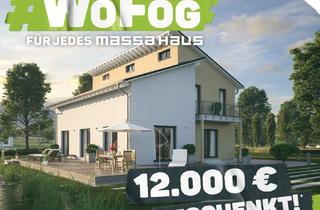 Villa kaufen in 66649 Oberthal, Stadtvilla mit einer modernen Architektur und ein Energiesparhaus vom Ausbauhaus-Marktführer!