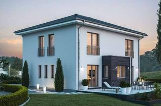 Villa kaufen in 66606 St. Wendel, Stadtvilla mit einer modernen Architektur und ein Energiesparhaus vom Ausbauhaus-Marktführer!