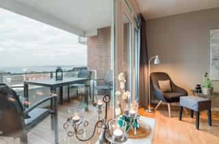 Wohnung mieten in 24955 Harrislee, Genießen Sie Ihren Aufenthalt in der hochwertig und modern eingerichteten Wohnung FördeNest für max. 5 Personen am Strand von Wassersleben.