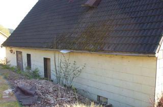 Grundstück zu kaufen in Hufeisenstraße, 98673 Auengrund, Eingerückt gelegenes Hanggrundstück mit Blick in die Natur