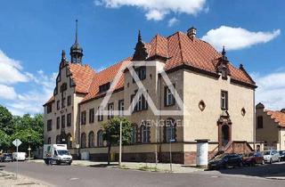 Anlageobjekt in 39261 Zerbst, Historisches Gewerbeobjekt in idealer und zentraler Lage in Zerbst