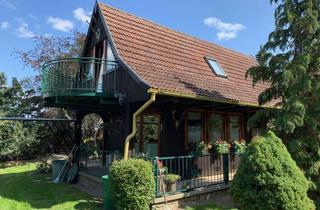 Grundstück zu kaufen in 17335 Strasburg, Wochenend-Ferienhaus-Jagdhaus mit 96 ha Eigentumsland!