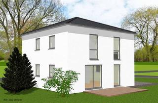 Villa kaufen in 07806 Neustadt, Moderne Stadtvilla inklusive Grundstück in ruhiger Lage!