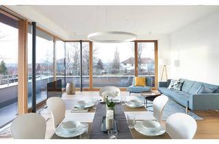Wohnung mieten in 72555 Metzingen, Stilvolles 3-Zimmer Apartment mit Panoramablick