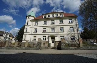 Wohnung mieten in Hagenberg 11, 07987 Mohlsdorf, 2-Raum-Wohnung mit großer Wohnküche in romantischer Villa