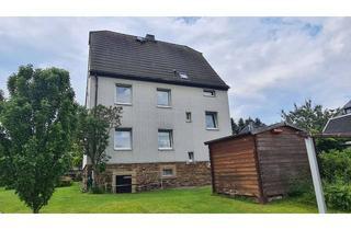 Haus kaufen in 09487 Schlettau, Suchen Sie schon lange nach einem Mehrgenerationenhaus? Dann haben wir das Richtige für Sie!