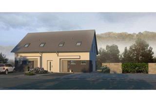 Haus kaufen in 32130 Enger, Doppelhaus bauen - Kosten teilen