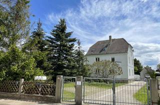 Einfamilienhaus kaufen in Friedrich-Ebert-Straße, 01619 Zeithain, kleines Mehrfamilienhaus in ruhiger Randlage mit großem Garten und Entwicklungs- Potential