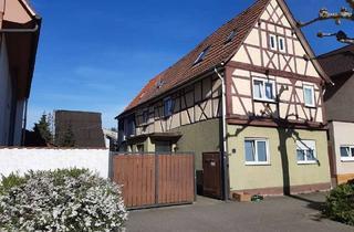 Haus kaufen in 64653 Lorsch, Ein Haus mit viel Flair !