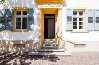Immobilie mieten in 79379 Müllheim, Schöne Gewerbefläche ideal für ein Bistro/ Café im Zentrum von Müllheim zu vermieten