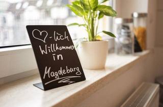 Wohnung mieten in 39104 Magdeburg, TOP CITY Lage ♦️Modern Netflix⭐️Küche⭐️Balkon