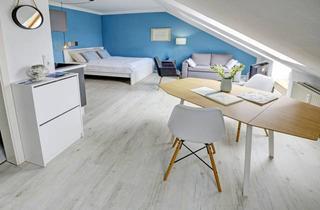 """Wohnung mieten in 24955 Harrislee, Komfortables Studioapartment """"Strandmuschel"""" mit Meerblick für max. 2 Personen direkt am Strand von Wassersleben."""