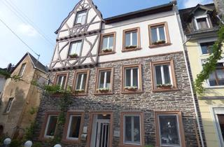 Gewerbeimmobilie kaufen in 56841 Traben-Trarbach, Buy one get three! charming hotel with a lot of potential for expansion in central old town location of Trarbach