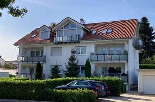 Anlageobjekt in 84489 Burghausen, Im Speckgürtel von München! Neuwertiges, zentral und sehr ruhig gelegenes Mehrfamilienhaus