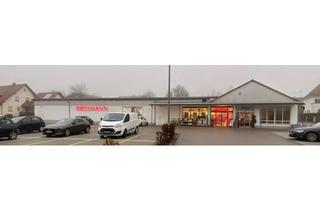 Gewerbeimmobilie mieten in Raiffeisenstr. 1-3, 86447 Aindling, Attraktive Ladenfläche provisionsfrei zu vermieten