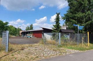 Gewerbeimmobilie mieten in 03185 Peitz, Grundstück im Gewerbepark in Peitz Cottbus