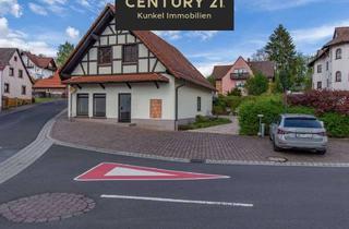 Gewerbeimmobilie mieten in 63871 Heinrichsthal, Gewerbefläche über zwei Etagen im Ortszentrum