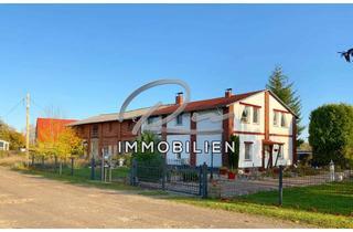 Haus kaufen in 23992 Zurow, Positiver Vorbescheid! Sanierungsbedürftige DHH mit Umbau zu einem MFH mit 4 WE + je 2 Gauben