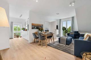 """Wohnung kaufen in Dorfstraße, 25924 Emmelsbüll-Horsbüll, """"Alter Gasthof"""" erscheint in neuem Glanz - Luxusferienwohnungen mit starker Rendite an der Nordsee!"""