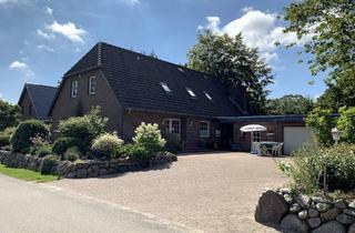 Haus kaufen in Blinge 10, 25917 Enge-Sande, Gepflegtes Familienhaus für Platzbedürftige in ruhiger, naturnaher Lage